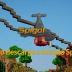 cómo instalar spigot image
