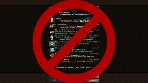 Eula servidores Minecraft