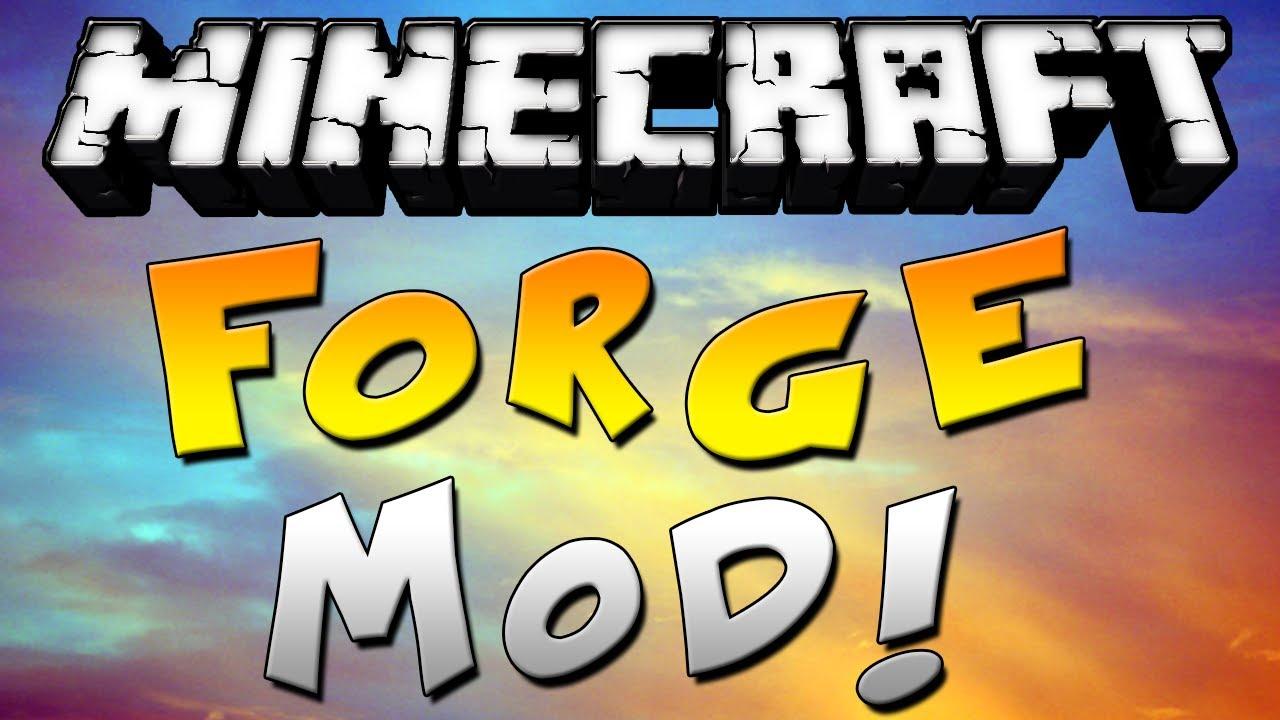 Minecraft FORGE [2020] versiones, cómo instalar y cómo añadir mods