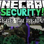 Seguridad en servidores de Minecraft