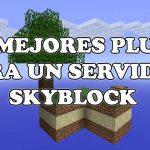 Plugins para Skyblock