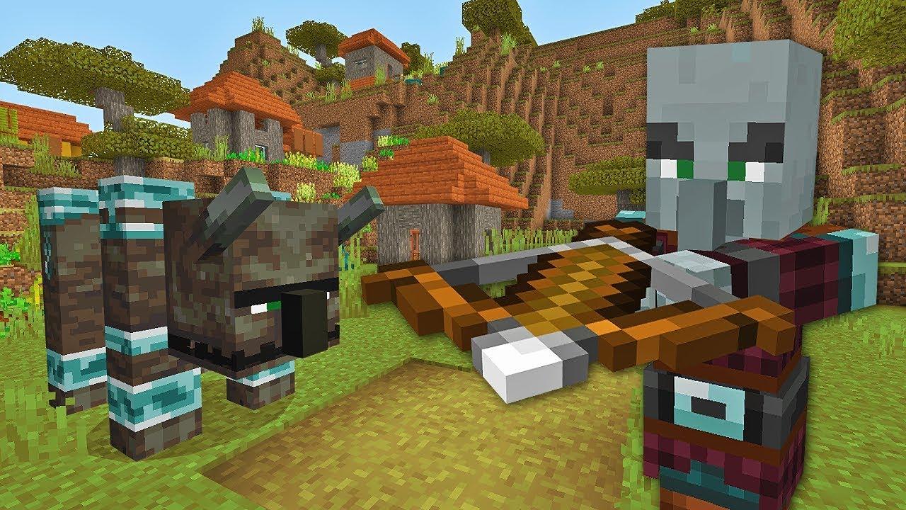 Incursiónes en Minecraft: Todo lo que debes saber.