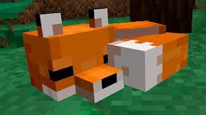 ¿Cómo domar un zorro en Minecraft?