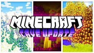 TODO Sobre las NUEVAS CUEVAS de Minecraft 1.17