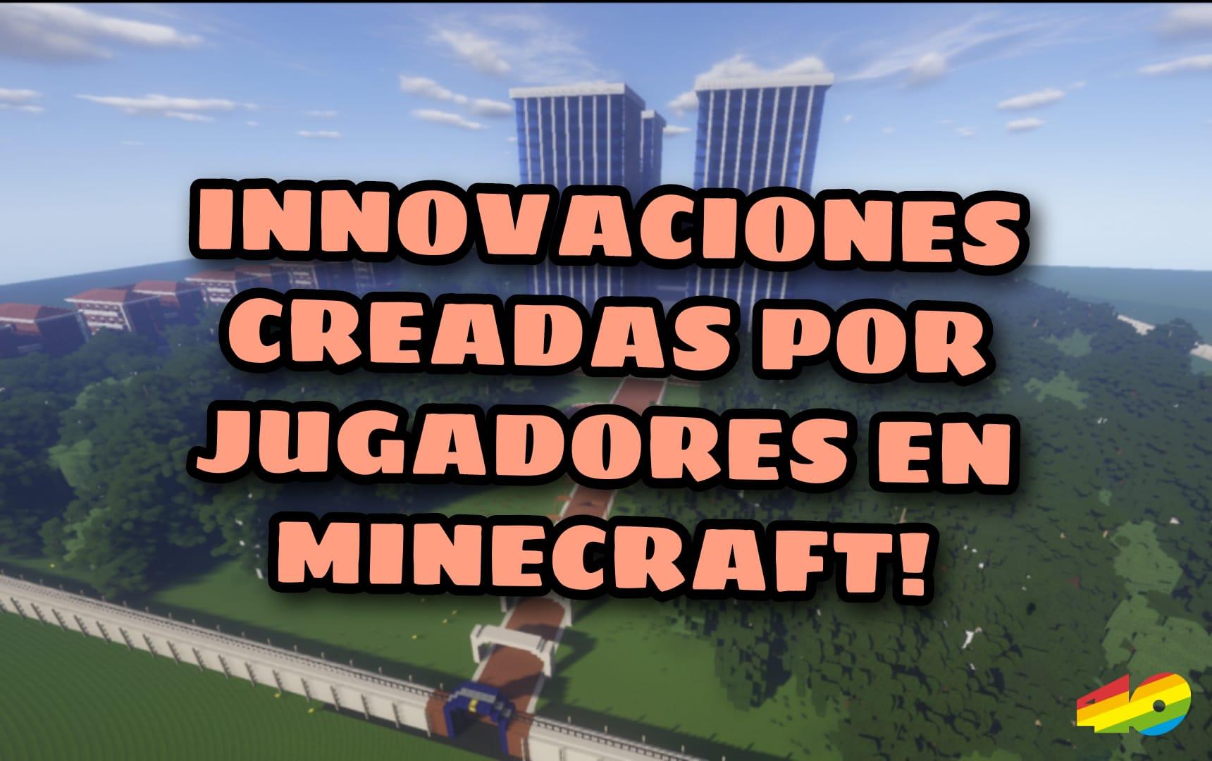 Records, curiosidades y MEGA-CONSTRUCCIONES Minecraft hecha por jugadores! 😲