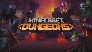 Minecraft Dungeons regala algunos contenidos por sus más de 10 millones de usuarios.