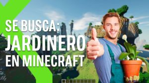 Lee más sobre el artículo ¿Te gusta la jardinería en Minecraft, y quieres ganar dinero de ello? : una tentadora oferta