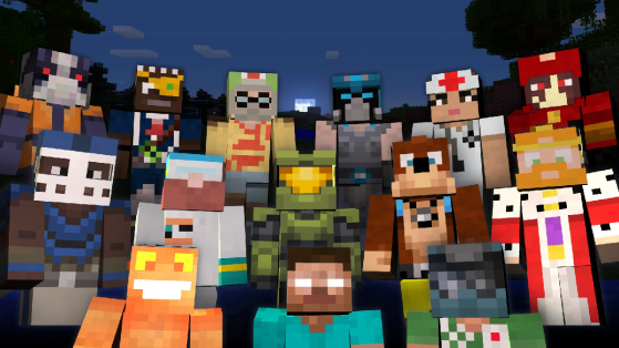 Cómo cambiarte la skin en Minecraft Java Edition