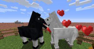 Cómo domesticar y criar caballos en Minecraft 🐎