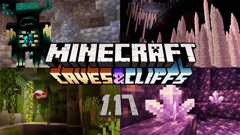 La actualización de Minecraft dedicada a las cuevas y montañas se retrasará….