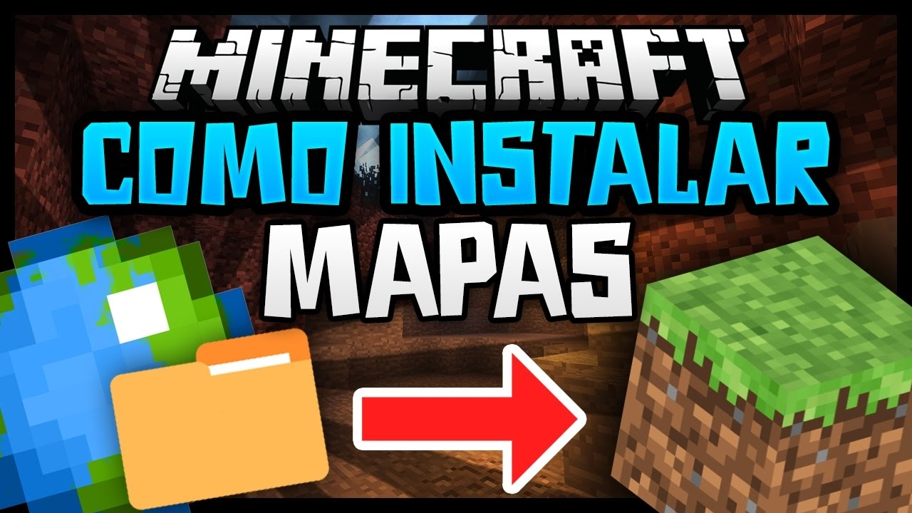 Cómo descargar mapas y poder jugarlos en Minecraft: Paso a paso 🗺️