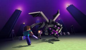 Lee más sobre el artículo Cómo derrotar al Ender Dragon fácilmente: Guía Básica