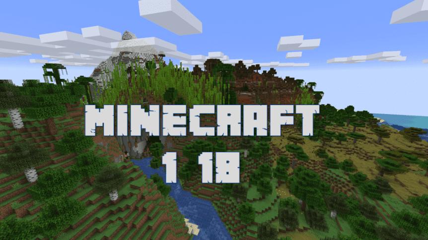 En este momento estás viendo Minecraft 1.18: la primera beta de la nueva versión