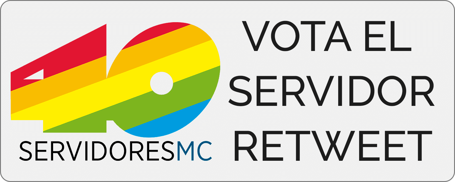 Vote for Messicraft in 40servidoresmc.